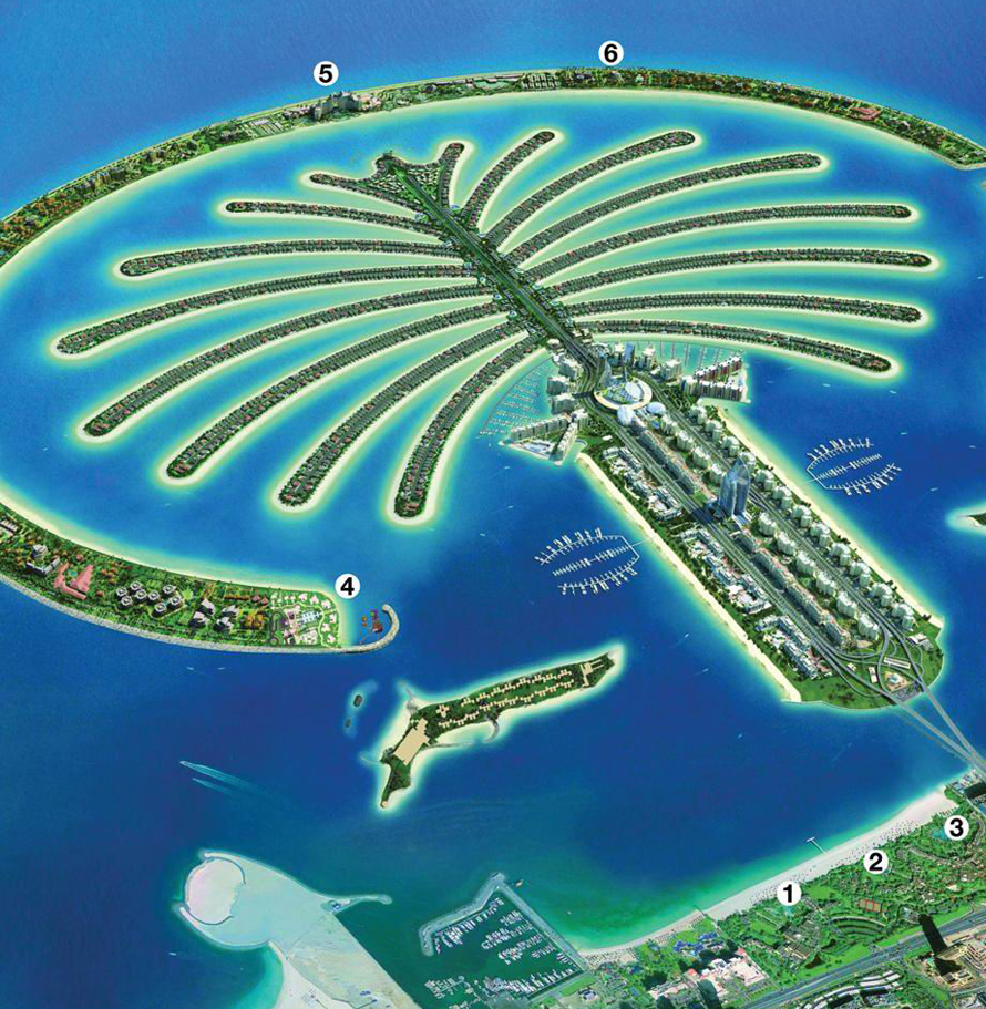 Palm Tree Island: Oman? Oh My!!: Atlantis-- The Palm, Dubai